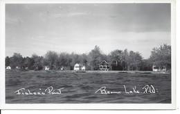 «Fisher's Point», Lac Brome, Québec, Michel Photo  (D102) - Quebec