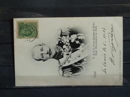 D3 - S.A.R Le Prince Georges De Crete Haut Commissaire En Crete - 1908 - Griechenland