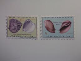 Angola 1974 Af. 564 566 ** - Angola