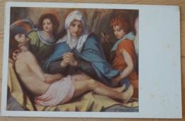 Andrea Del Sarto Grablegung Kunsthistorisches Museum Wien Julius Bard 541 - Gemälde, Glasmalereien & Statuen