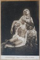 Lousan Portugal Imagem De Nossa Senhora Da Piedade Madonna - Gemälde, Glasmalereien & Statuen