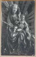 Wallfahrtskirche Gojau Bei Krumau Gnadenbild Auf Dem Hochaltar Böhmen Mähren Kájov Okres Český Krumlov Tschechien - Gemälde, Glasmalereien & Statuen