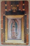Virgen De Guadalupe Basilica Virgin New Shrine Mexico - Gemälde, Glasmalereien & Statuen