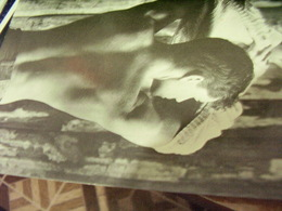 MODA JEANS LEVIS LEWIS UOMO  SCHIENA NUDA  BEL RAGAZZO N1990  HI2878 - Moda