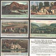 Liebig - Complete Serie - Doorheen Schilderachtig Ierland - Nederlands - Liebig