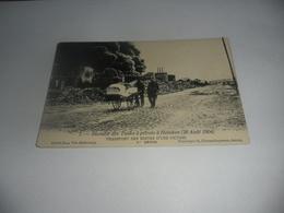Hoboken Incendie Des Tanks à Pétrole 26/8/1904 - Hemiksem
