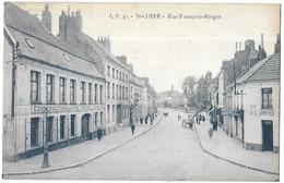 Saint Omer Constructions En Fer Ghysel Chauffage Estaminet A L' Arrivée Lucien Pollet. édit. Lille - Saint Omer
