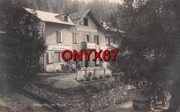 MAYENS DE SION (Suisse-Valais) Hotel Pension Des Plans Jeux De Quilles Edition Fernand Debons RARE 2 SCANS - VS Valais