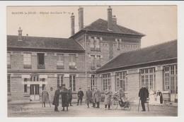 MANTES La JOLIE  (Yvelines) Hôpital Auxiliaire No 19 - Mantes La Jolie