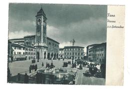CARTOLINA DI FANO - PESARO E URBINO - 2 - Fano