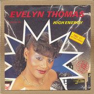 "7"" Single, Evelyn Thomas - High Energy - Disco, Pop"