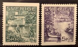 SWEDEN - MNH** - 1995  - # 1887/1888 - Sweden