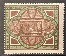 SAN MARINO 1894 - MLH - Sc# 31 - 1L - Unused Stamps