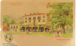 Interlaken Hof - Grand Hotel Interlaken - BE Berne