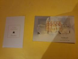 2 X Cartes  A Qua Allegoria 1 Avec 2 Film - Cartes Parfumées