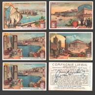 Liebig - Vintage Chromos - Series Of 6 / Série Complète - Malte - En Français - Malta - Liebig