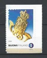 Finlande 2006  Neuf N°1777 Timbre Personnalisé Insigne De Facteur - Finlande