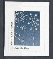 Finlande 2008 N° 1899 Neuf  Timbre Personnalisé Feu D'artifice - Finlande
