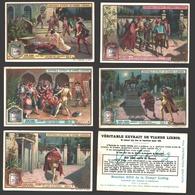 Liebig - Vintage Chromos - Series Of 6 / Série Complète - Don Juan - Opéra De Mozart - En Français - Liebig