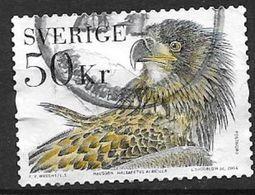Suède 2016 N°3065 Oblitéré Oiseau Pygargue - Usati