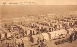 BLANKENBERGHE - Cabines Et Tentes à La Plage - Blankenberge