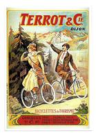 CARTE CYCLISME CYCLES TERROT - Cycling