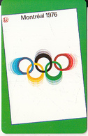 USA - Montreal 1976 Olympics, US Promotion Prepaid Card, Tirage 2000, Exp.date 31/08/97, Used - Jeux Olympiques