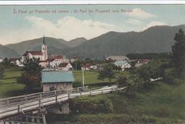 St. Pavel Pri Preboldu Od. Severa - St. Paul Bei Pragwald Vom Norden - Slovenia
