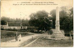 60140 LIANCOURT - Lot De 2 (CPSM 9x14 & /CPA) - Voir Détails Dans La Description - Liancourt