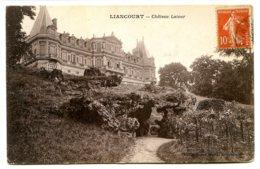 60140 LIANCOURT - Lot De 2 CPA - Voir Détails Dans La Description - Liancourt