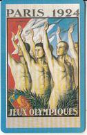 USA - Paris 1924 Olympics, US Promotion Prepaid Card, Tirage 2000, Exp.date 31/08/97, Sample - Jeux Olympiques