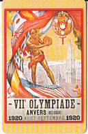 USA - Antwerp 1920 Olympics, US Promotion Prepaid Card, Tirage 2000, Exp.date 31/08/97, Used - Jeux Olympiques