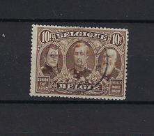 N°149 GESTEMPELD * Proven* COB € 23,50 SUPERBE - 1915-1920 Albert I.