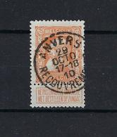 N°79a GESTEMPELD Anvers Recouvrements 1910 COB € 11,50 + COBA € 16,00 SUPERBE - 1905 Grosse Barbe