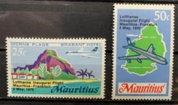 MAURITIUS - MNH** - 1970 - # 370/371 - Mauritius (1968-...)