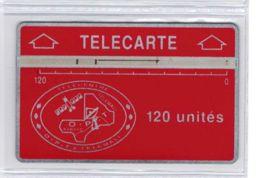 Holographique - Sans Encoche (no Notch) - 120 U Rouge 806C00018 - Voir Scans - Mali