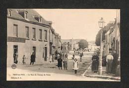 53 - PREZ EN PAIL - (PRÉ-en-PAIL) - La Rue Du Champ De Foire ,#53/006 - Pre En Pail