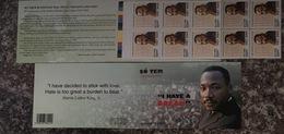 Vietnam Viet Nam Booklet 2018 : 50th Death Anniversary Of Martin Luther King - Vietnam