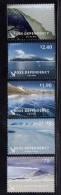 2012 Ross Dependency Landscapes  Complete Set Of Of 5 MNH - Dipendenza Di Ross (Nuova Zelanda)