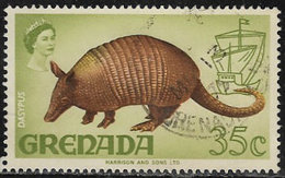 Grenada SG316 1969 Definitive 35c Good/fine Used [40/32954/1D] - Grenada (...-1974)
