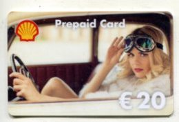 GC 18416 Shell - Gift Cards