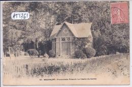 BESANCON- PROMENADE MICAUD- LE CHALET DU GARDE - Besancon