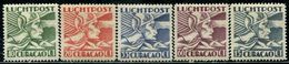 AY0519 Curacao 1931 Air Ticket Phenix 5V MLH - Stamps