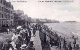 35 - Ille Et Vilaine - De SAINT MALO A PARAME - Le Sillon - Saint Malo