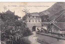 Viêt-Nam - Indochine - Tonkin - Langson (Lang Son) - La Porte Frontière Chinoise à Nam-Quan - Vietnam