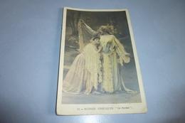"""BELLE ILLUSTRATION .....SCENES GRECQUES ...""""LE PARDON"""" ..SIGNE ANTHONY'S PARIS - Künstlerkarten"""