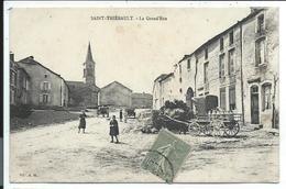 Saint Thiebault La Grand Rue ,st Thiebault - Francia