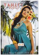 Polynésie Française / Tahiti - Carte Postale Prétimbrée à Poster / Juillet 2017 - Vahine Tahiti N° 3 - Unclassified