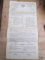 Gent Verbroedering Oud Strijders Fraternie Nelle Des Anciens Combattants 2 22 Ste Linieregiment - Programma's