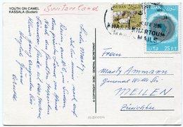 Sudan - Postcard - Carte Postale - Sudan (1954-...)